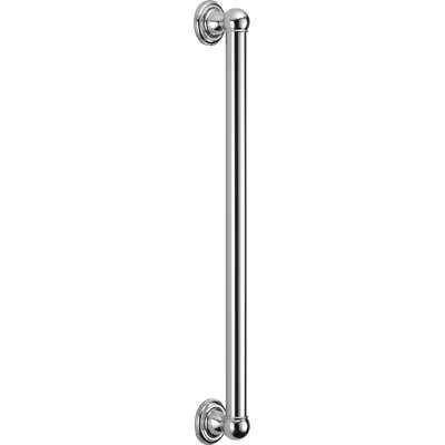 Universal Showering Components Ada Compliant Grab Bar Finish: Chrome