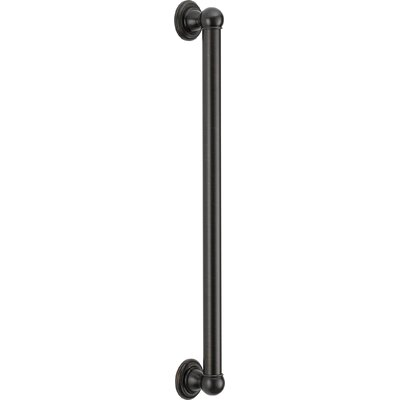 Universal Showering Components Ada Compliant Grab Bar Finish: Venetian Bronze