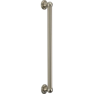 Universal Showering Components Ada Compliant Grab Bar Finish: Brilliance Stainless