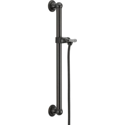 Universal Showering Components Adjustable Grab Bar Finish: Venetian Bronze