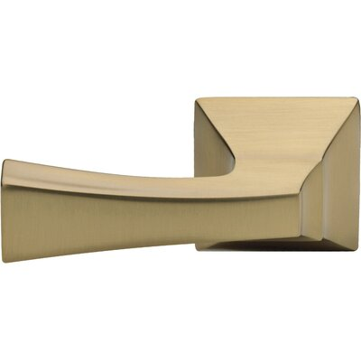 Dryden Side Tank Lever Finish: Brilliance Champagne Bronze