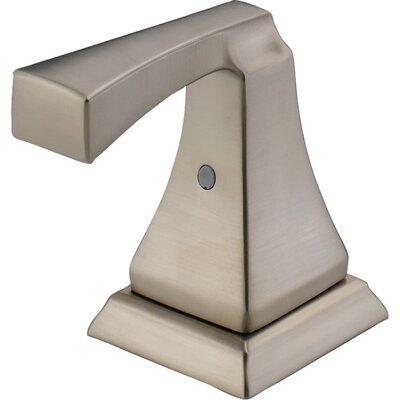 Dryden Two Metal Lever Handle Kit Finish: Brilliance Stainless