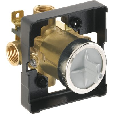 Classic Universal Tub and Shower IP Valve Body with Stop