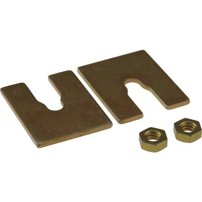 Nut and Washers
