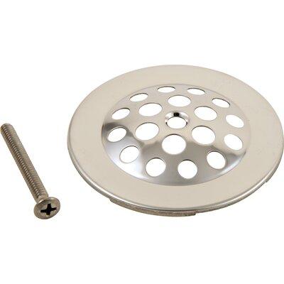 3.5 Grid Shower Drain Finish: Brilliance Polished Nickel