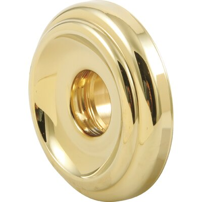 Replacement Escutcheon Assembly Finish: Brilliance Polished Brass