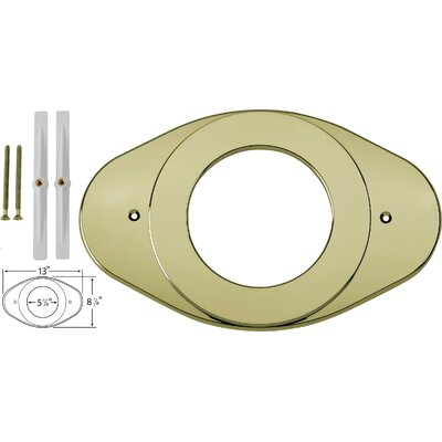 Renovation Cover Plate Finish: Brilliance Polished Brass