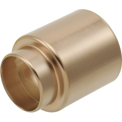 Tub and Shower Faucet Trim Sleeve Finish: Brilliance Champagne Bronze
