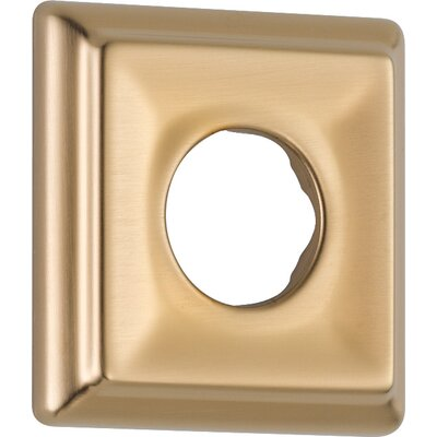 Dryden Shower Flange Faucet Finish: Brilliance Champagne Bronze