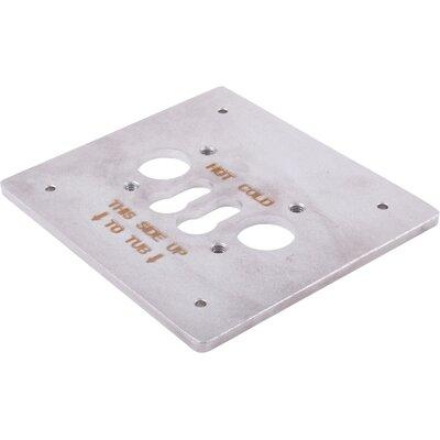 Trinsic Bathroom Rough Mounting Plate