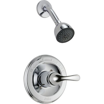 Other Core Diverter Faucet Trim with Lever Handle Finish: Chrome