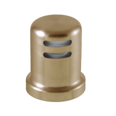 Kitchen Air Gap Finish: Brilliance Champagne Bronze