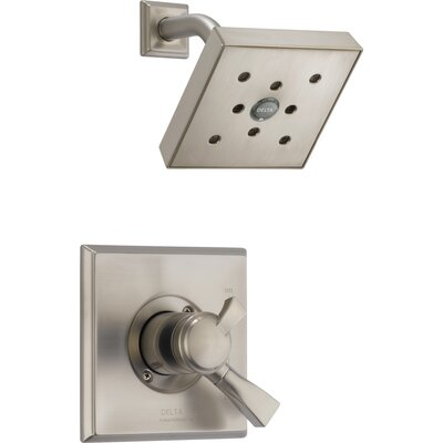 Dryden Pressure Balance Shower Faucet Trim Finish: SPOTSHIELD STAINLESS