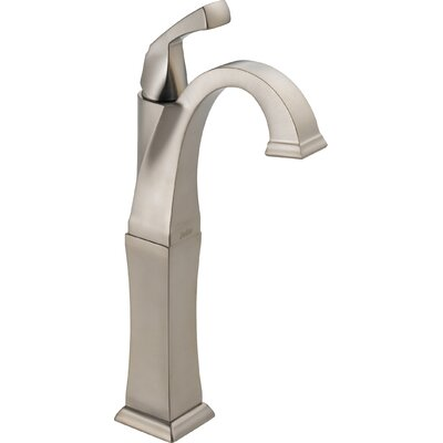 Dryden Standard Bathroom Faucet Lever Handle Finish: SPOTSHIELD STAINLESS