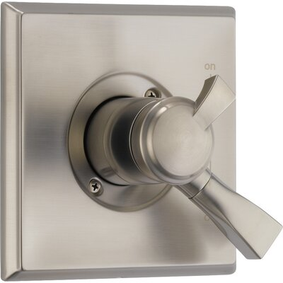 Dryden Monitor Pressure Balance Valve Trim with Volume Control Finish: SPOTSHIELD STAINLESS