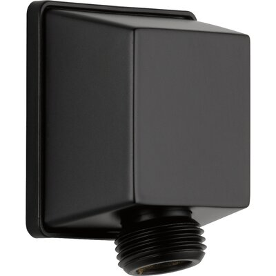 Square Wall Hand Shower Elbow