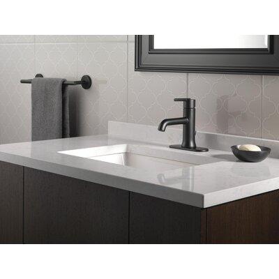Single Handle Bathroom Faucet Optional Accessories: Pop-Up