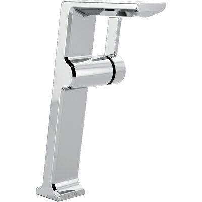 Pivotal Vessel Single Handle Bathroom Faucet Finish: Chrome