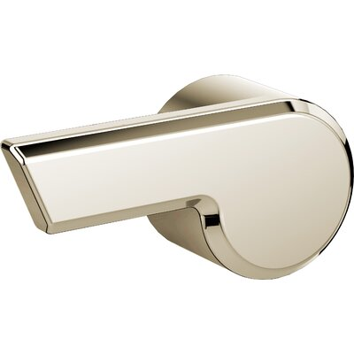 Pivotal Universal Mount Tank Lever Finish: Polished Nickel