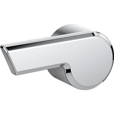 Pivotal Universal Mount Tank Lever Finish: Chrome
