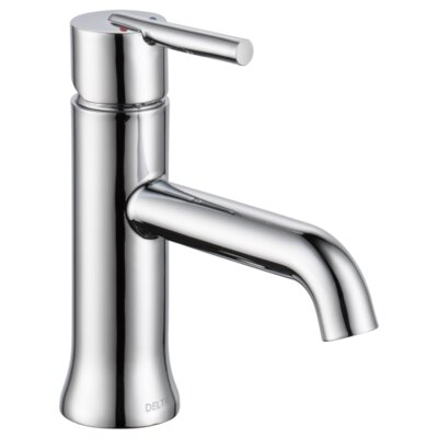 Trinsic Deck Mounted Single Handle Bathroom Faucet and Diamond Seal Technology Finish: Chrome, Optional Accessories: Without Pop-Up