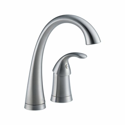 Pilar Single Handle Bar Faucet Finish: Arctic Stainless