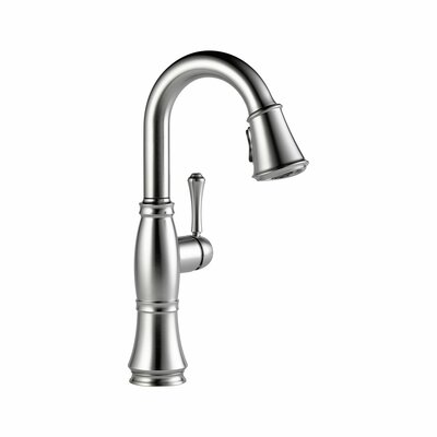 Cassidy Single Handle Bar Faucet Finish: Arctic Stainless