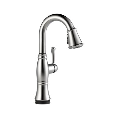 Cassidy Touchless Single Handle Bar Faucet Finish: Arctic Stainless
