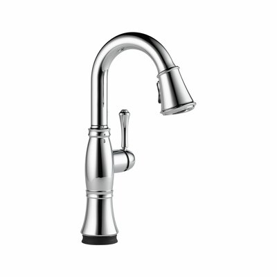 Cassidy Touchless Single Handle Bar Faucet Finish: Chrome