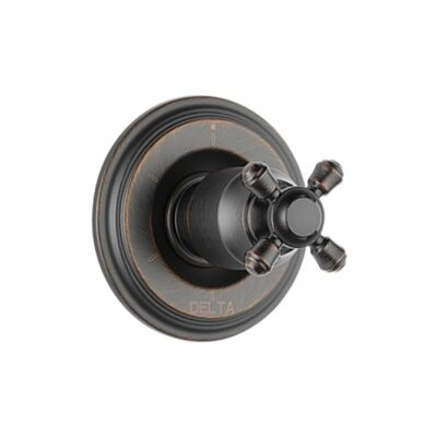Cassidy 6 Function Diverter Valve Trim Finish: Venetian Bronze