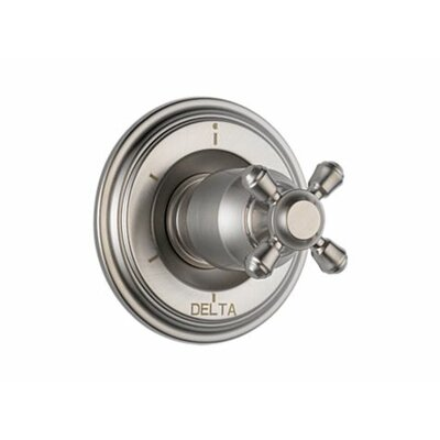 Cassidy 6 Function Diverter Valve Trim Finish: Brilliance Stainless