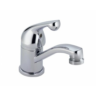 Commercial Single handles Centerset Standard Bathroom Faucet