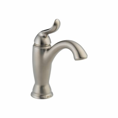 Linden? Widespread Single Handle Bathroom Faucet with Drain Assembly and Diamond Seal Technology Finish: Brilliance Stainless