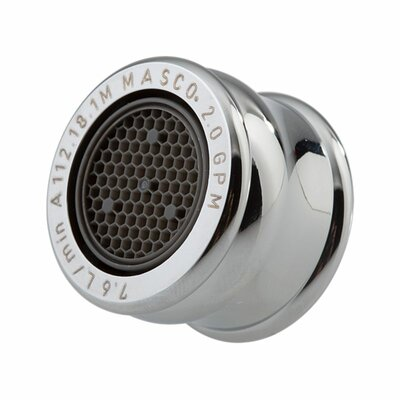 Neo Style Replacement Aerator Finish: Chrome