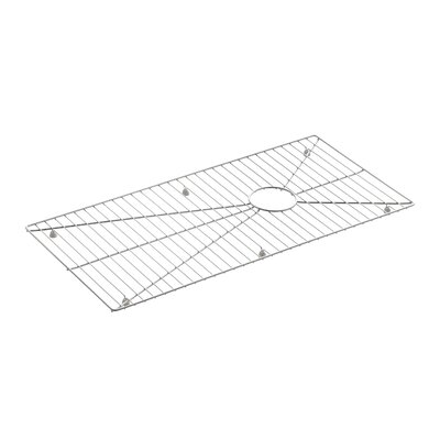 Stainless Steel Sink Rack, 30-31/32 x 15-1/16 for Stages 45 Kitchen Sink
