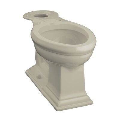 Memoirs Comfort Height Elongated Toilet Bowl Finish: Sandbar