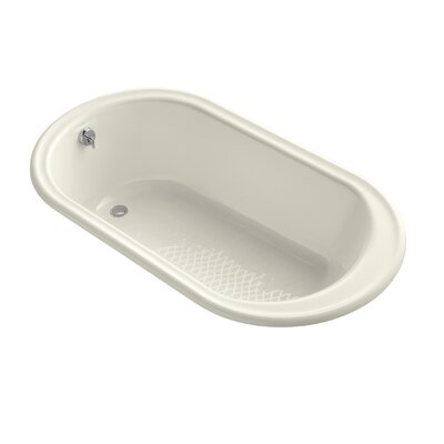 Iron Works 66 x 36 Soaking Bathtub Finish: Biscuit