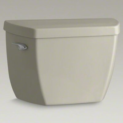 Highline Classic 1.0 GPF Toilet Tank with Left-Hand Trip Lever Finish: Sandbar K-4484-G9
