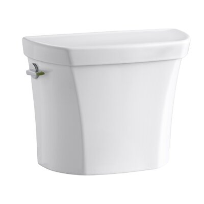 Wellworth Dual-Flush Tank Finish: White
