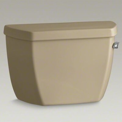 Highline Classic 1.0 GPF Toilet Tank with Right-Hand Trip Lever Finish: Mexican Sand