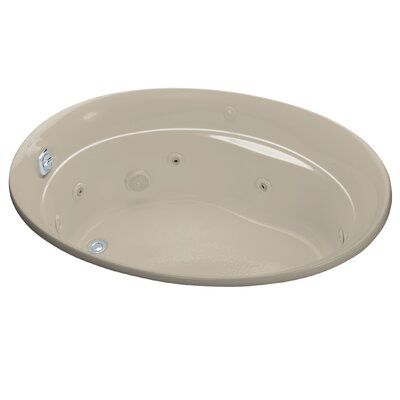Serif 60 x 43 Whirlpool Bathtub Finish: Sandbar