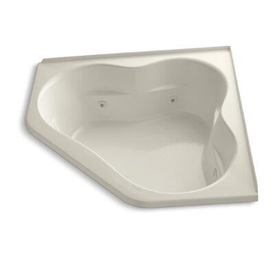 Tercet 60 x 60 Whirlpool Bathtub Finish: Almond