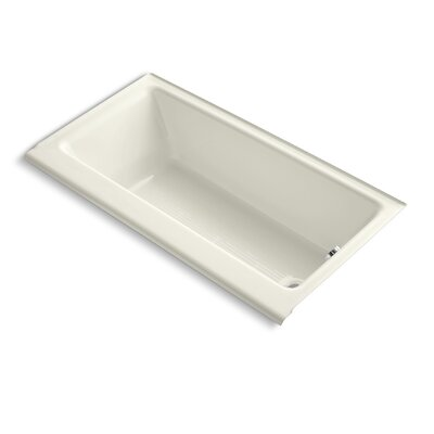 Highbridge 60 x 32 Soaking Bathtub Finish: Biscuit