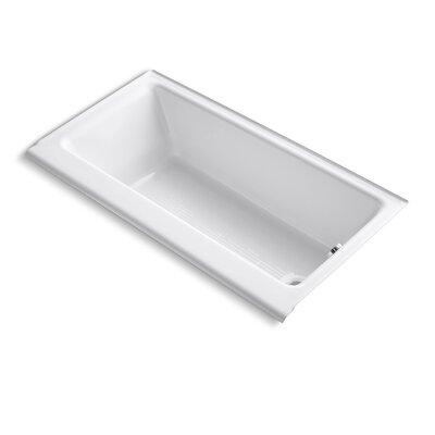 Highbridge 60 x 32 Soaking Bathtub Finish: White