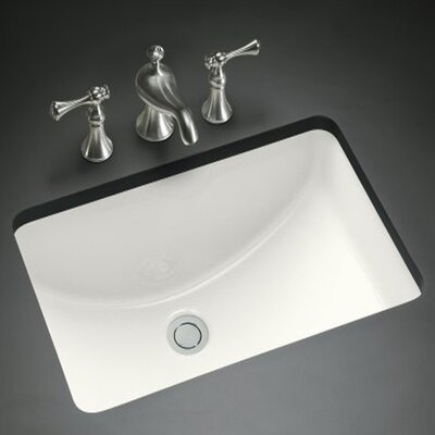 Shelving spare value with respect to kohler ladena for Kohler ladena white undermount rectangular bathroom sink with overflow