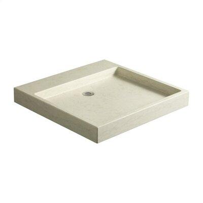 Kohler Purist Sink : KOHLER Purist White Marble Topmount Rectangular Bathroom Sink 2335-WH ...