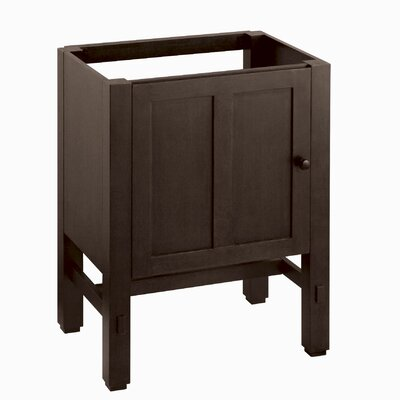 Tresham 24 Bathroom Vanity Base Base Finish: Woodland