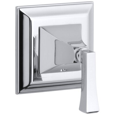 Memoirs Stately Valve Trim with Deco Lever Handle for Volume Control Valve Finish: Polished Chrome