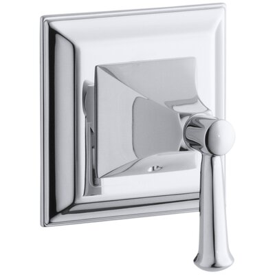 Memoirs Stately Valve Trim with Lever Handle for Volume Control Valve Finish: Polished Chrome