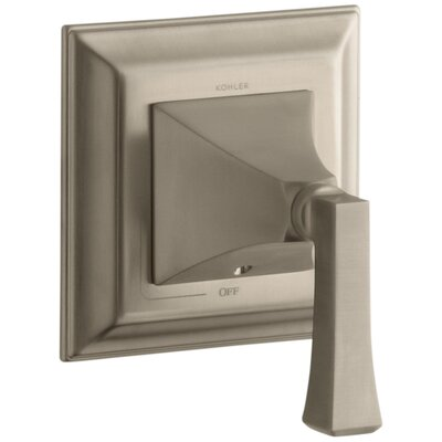 Memoirs Stately Valve Trim with Deco Lever Handle for Volume Control Valve Finish: Vibrant Brushed Bronze